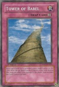Tower of Babel - SDSC-EN037 - Common - 1st Edition
