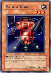 Patrol Robo - TP3-008 - Rare - Unlimited Edition