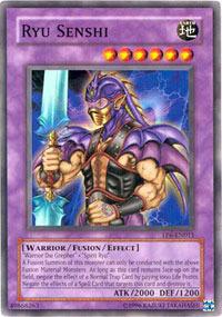 Ryu Senshi - TP6-EN011 - Common - Unlimited Edition