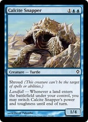 Calcite Snapper on Channel Fireball