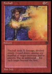 Fireball - Arena 1996