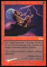 Arc Lightning - Arena 2002