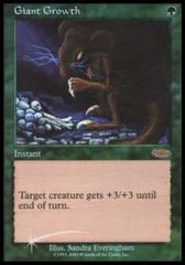 Giant Growth - Foil FNM 2000
