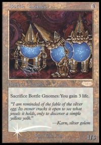 Bottle Gnomes - Foil FNM 2003