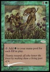 Priest of Titania Foil - FNM 2003