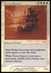 Serra Avatar Foil - JSS