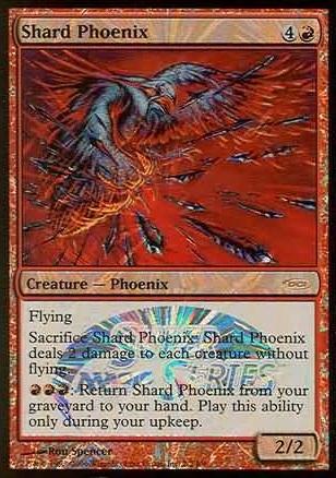 Shard Phoenix - Foil JSS Promo
