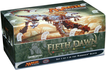 Fifth Dawn Theme Deck Box of 12 Decks