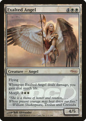 Exalted Angel - Foil DCI Judge Promo