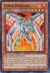 Cyber Phoenix - BP03-EN020 - Common - 1st Edition