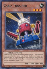 Card Trooper - BP03-EN026 - Rare - 1st Edition
