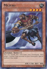 Mezuki - BP03-EN046 - Rare - 1st Edition on Channel Fireball