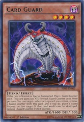 Card Guard - BP03-EN065 - Rare - 1st Edition