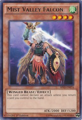 Mist Valley Falcon - BP03-EN074 - Rare - 1st Edition