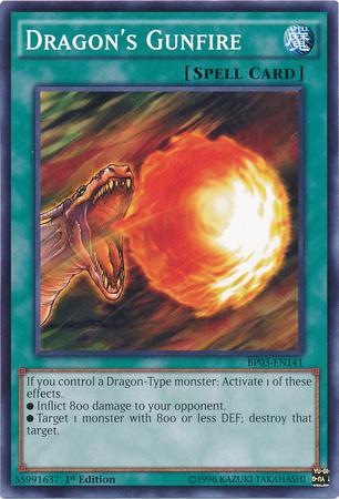 YU-GI-OH RARE BP03-EN060-1st EDITION VANGUARD OF THE DRAGON