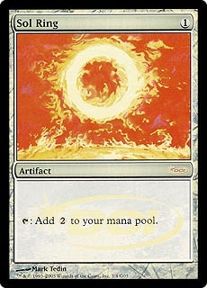 Sol Ring - Foil DCI Judge Promo