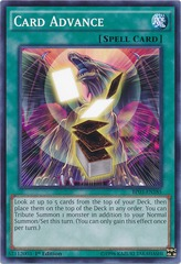 Card Advance - BP03-EN185 - Common - 1st Edition