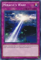 Miracle's Wake - BP03-EN220 - Common - 1st Edition