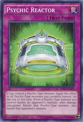 Psychic Reactor - BP03-EN222 - Common - 1st Edition