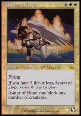 Avatar of Hope - Foil - Prerelease Promo