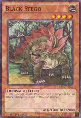 Black Stego - BP03-EN025 - Shatterfoil - 1st Edition on Channel Fireball