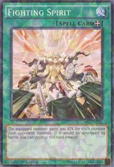 Fighting Spirit - BP03-EN155 - Shatterfoil - 1st Edition