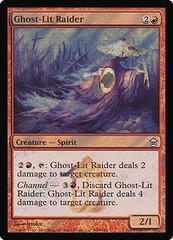 Ghost-lit Raider - Foil