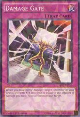 Damage Gate - BP03-EN218 - Shatterfoil - 1st Edition
