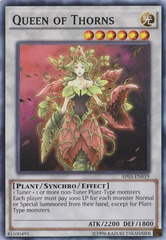 Queen of Thorns - AP05-EN019 - Common - Unlimited Edition on Channel Fireball