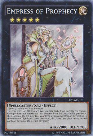 Empress of Prophecy - AP05-EN020 - Common - Unlimited Edition