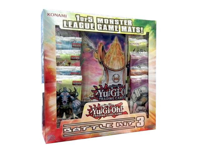 Yu-Gi-Oh Battle Pack #3: Sealed Play Battle-Kit - Heralds