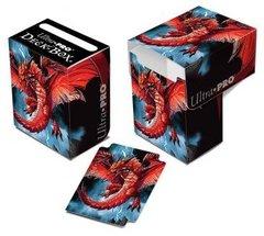 Ultra Pro Demon Dragon Deck Box