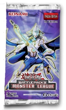 Yu-Gi-Oh! - Battle Pack 3: Monster League Booster Pack