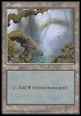 Basic Swamp - APAC Set 3 (Clear Pack)
