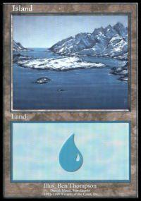 Island - Euro Set 1