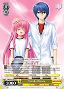 Yui & Hinata - AB/W31-E-017 - U
