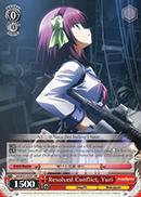 Resolved Conflict, Yuri - AB/W31-E057 - RR