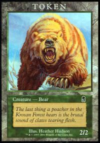 Bear - Token