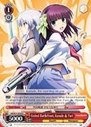 United Battlefront, Kanade & Yuri - AB/W31-E063 - R