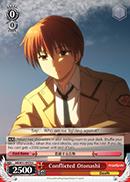 Conflicted Otonashi - AB/W31-E070 - U