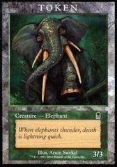 Elephant Token - Odyssey (Player Rewards) on Channel Fireball