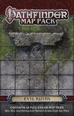 Pathfinder Map Pack: Evil Ruins