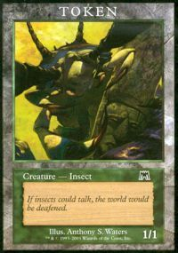 Insect - Tokens