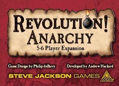 Revolution! Anarchy