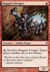 Boggart Forager on Channel Fireball