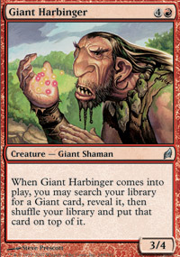 Giant Harbinger
