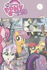 My Little Pony Omnibus Trade Paperback Vol 01