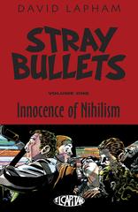 Stray Bullets Trade Paperback Vol 01 Innocence Of Nihilism (Mature Readers)