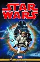 Star Wars Marvel Yrs Omnibus Hc Vol 01 Chaykin Cvr