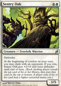 Sentry Oak